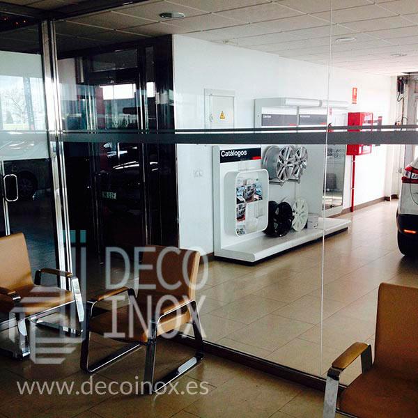 Comercios y oficinas decoinox for Oficina correos albacete